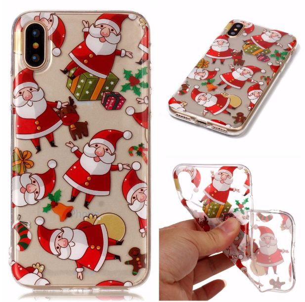 iphone 4 cases cheap cheap merry iphone x cases santa claus tree 14374